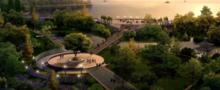 长江畔公园旁城市品质居住区钜献忠州